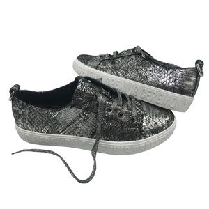 OPENING CEREMONY  LA CIENEGA Snake-Effect Low-Top